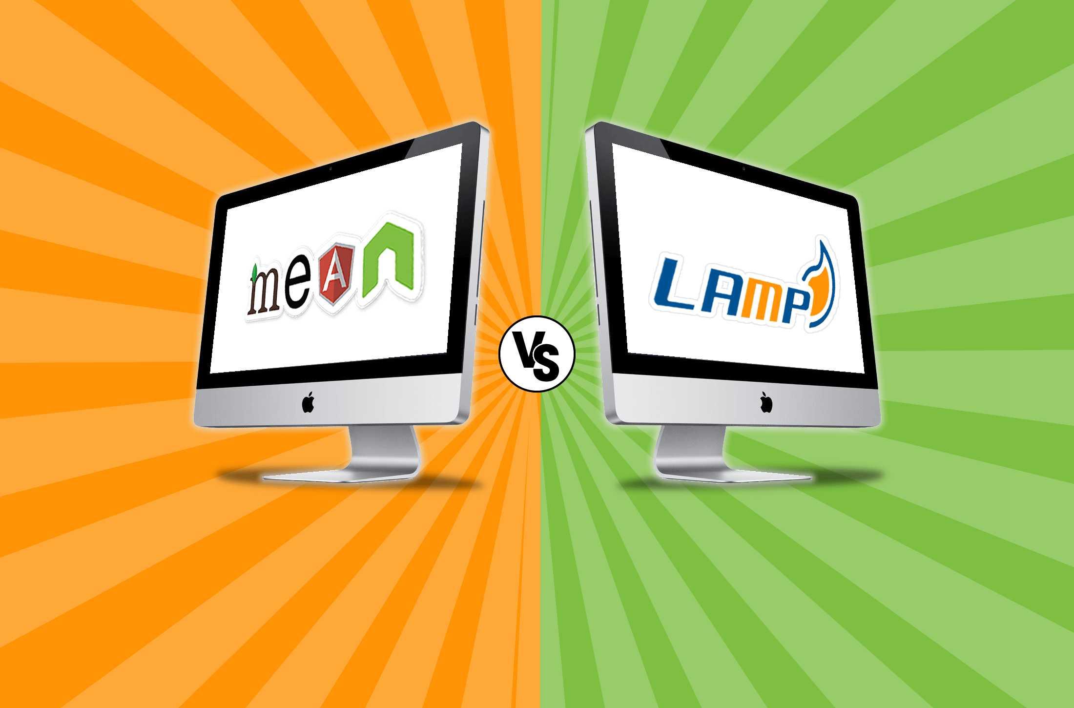 MEAN Stack vs LAMP Stack - Imenso Software