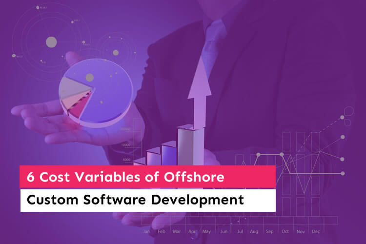 6 Cost Variables of Offshore Custom Software Development
